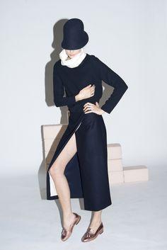 Jasmin Shokrian - Fall 2014 Ready-to-Wear - Look 25 of 29