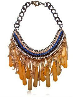 Tebe Necklace on shopstyle.com