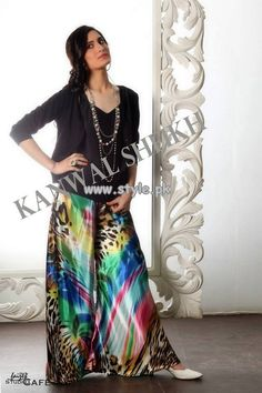 Kanwal Sheikh Mid Summer Collection 2013 For Women