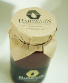 IDYMELON Creta honey packaging. Lovely work..