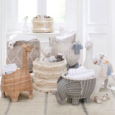 49 Ideas Baby Nursery Safari Pottery Barn Kids For 2019 Baby Bedroom, Baby Boy Rooms, Baby Boy Nurseries, Baby Room Decor, Nursery Room, Girl Nursery, Elephant Nursery Decor, Elephant Shower, Elephant Theme