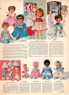 pretty dolls