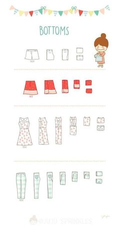 Everything You Ever Need To Know About KonMari Folding Household, Alfred E. Neumann, Household Alles, was Sie jemals über KonMari Folding .