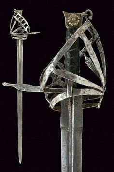 Une épée