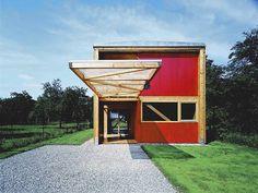 ARCHTEAM – República Checa. Casa en el jardín, Kromeriz