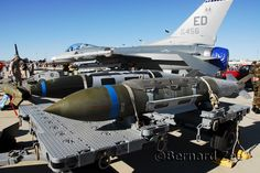 Here are a couple of GPS guided GBU-31 2000lb JDAM bombs. Guaranteed to ruin someone's day!