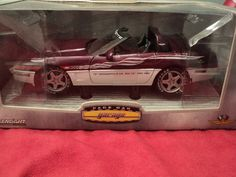 Greenlight 1995 Chevrolet Corvette convertible 1/24 scale nib Indy Pace Car 1995 #Greenlight #Chevrolet