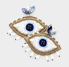 Tassel Earing, Long Tassel Earrings, Fringe Earrings, Crystal Earrings, Statement Earrings, Dangle Earrings, Jewelry Hooks, Heart Shaped Earrings, Simple Necklace
