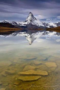 Monte Cervino, by Xavier Jamonet Photographer
