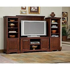 Lafayette Console and Piers- Home Styles