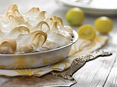 Lemon Pie en olla Essen