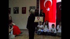 10 Kasım Atatürk'ü Anma Günü Drama Gösterisi - Fatma Çağırgan