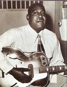 """Arthur """"Big Boy"""" Crudup. After Elvis Presley recorded three Crudup songs in the 1950s, Crudup became known as """"The Father of Rock 'n' Roll."""""""