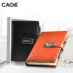 $37.66 (Buy here: https://alitems.com/g/1e8d114494ebda23ff8b16525dc3e8/?i=5&ulp=https%3A%2F%2Fwww.aliexpress.com%2Fitem%2FCAGIE-A5-Vintage-Password-Lock-Pu-Leather-Notebooks-Men-Business-Black-Brown-Planner-Agenda-Diary-Binder%2F32649453066.html ) CAGIE A5 Vintage Password Lock Pu Leather Notebooks Men Business Black/Brown Planner Agenda Diary Binder Notepad Sketchbook for just $37.66
