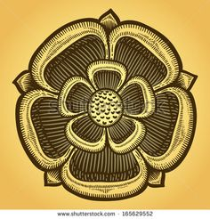 Find yorkshire rose stock images in HD and millions of other royalty-free stock photos, illustrations and vectors in the Shutterstock collection. Yorkshire Rose, White Rose Tattoos, Tudor Rose, Christian Symbols, Rose Images, Gate Design, White Roses, Line Drawing, Crosses