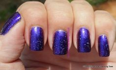 Glittery Fingers & Sparkling Toes: Lyn B. Designs Our Little Infinity