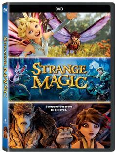 Read all about our Strange Magic Movie Party and YOU can host one, too!