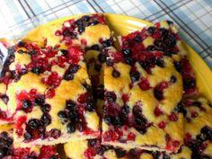 Marjapiirakka (maidoton ja munaton)   Ruokailmiö Vegan Cake, Macaroni And Cheese, French Toast, Pie, Gluten Free, Favorite Recipes, Sweets, Snacks, Baking