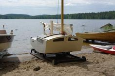 Tiny blue water sailboats [Archive] - The WoodenBoat Forum