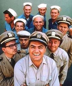 McHale's Navy TV Show was one of Mom's favorites. The two of us would wake my dad up, we were laughing so loud at their antics.I like this show. 60s Tv Shows, Old Shows, Classic Tv, Classic Movies, Radios, Mchale's Navy, Comedy Tv, Comedy Series, Tv Series