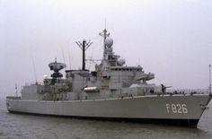HNLMS Pieter Florisz F826
