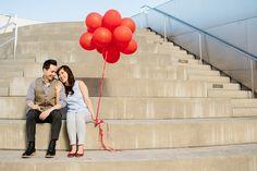 Los Angeles Engagement Photography: Quyen + Philip