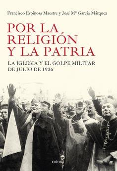 El papel determinante que jugó la Iglesia católica como apoyo del bando franquista en la guerra civil española.En la España convulsa de los años de la Segunda República, la guerra ... http://www.unidadcivicaporlarepublica.es/index.php/nuestra-memoria/la-iglesia-catolica-y-el-franquismo/10099-por-la-religion-y-por-la-patria-la-iglesia-y-el-golpe-militar-de-julio-de-1936 http://rabel.jcyl.es/cgi-bin/abnetopac?SUBC=BPSO&ACC=DOSEARCH&xsqf99=1761253+