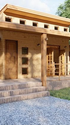 Container House Design, Small House Design, A Frame House Plans, House Construction Plan, Modern Barn House, Craftsman Exterior, Modern Architecture House, House In The Woods, Future House