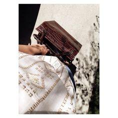 Vintage bags #greigedesign