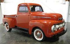 Resultado de imagen para ford 1951 pick up