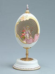 ギャラリー : 日本エッグアート協会 SP Carved Eggs, Faberge Eggs, Egg Art, Egg Decorating, Easter Crafts, Snow Globes, Cool Art, Projects To Try, Carving