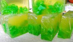 Como fazer sabonete de glicerina com capim limão? @Ana Cristina Quevedo ensina