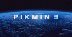 Pikmin 3 opening movie title screen - read the review at http://second-generation.com/?p=69
