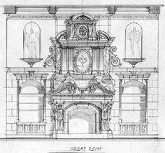 Fireplace Mantel Plans Drawings Woodworking Projects Plans