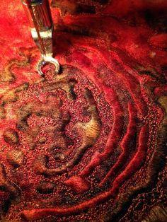Sue Hotchkis / #embroidery