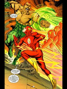 Flash & Amazo Comic Boards, Comic Character, Comic Book Characters, Dc  Heroes,