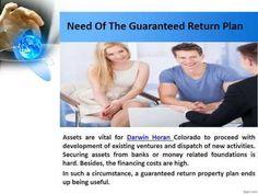 Darwin Horan - Assured Return Property