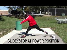 Nationally recognized throwing coach Larry Judge shows you two variations of a common shot training drill used to address the lack of flexibility in the tors. Shot Put, Discus, Track And Field, Drills, Get Well, Coaches, Athletics, Softball, Workouts