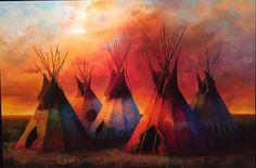 Prairie Horses by Colt Idol kK Native American Pictures, Native American Symbols, Native American History, Native American Indians, Native Americans, Canvas Photo Transfer, Photo Canvas, American Indian Decor, Indian Spirituality