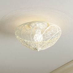 Celine clip on ceiling shade available at ballarddesigns the celine clip on ceiling shade is a simple yet elegant solution to covering up an exposed ceiling bulb aloadofball Choice Image
