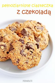 Healthy Sweets, Deserts, Food And Drink, Cookies, Recipes, Interior, Diet, Biscuits, Kuchen