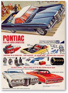 MPC - Pontiac Grand Prix customizing kit