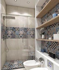 Simple Bathroom Designs, Bathroom Design Small, Bathroom Interior Design, Modern Bathroom, Master Bathroom, Italian Bathroom, Interior Decorating, Master Baths, Interior Modern