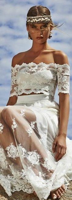 Bohemian Wedding: Grace Loves Lace 2015