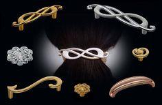 kolekcja AUREA posrebrzana i pozłacana 24 k złotem