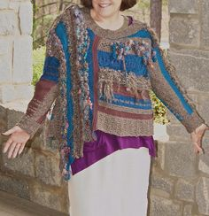 Spirited pattern by Susan Dingle