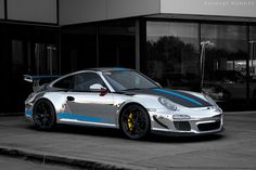 itcars: Porsche 911 GT3 RS 4.0 Image by Zachary...