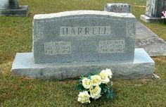 """James H -Calfornia """"Callie"""" Buck Harrell"""