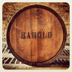 Barolo, the King of Wines in Piemonte, Italy