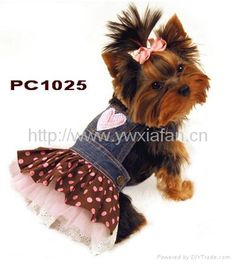 dog clothes for dogs New Pet clothes Dog lovely Lace Heart Apparel Clothes… Yorky Terrier, Cute Dog Clothes, Cute Dog Outfits, Yorkie Clothes, Dog Tutu, Pet Dogs, Pets, Yorkshire Terrier Puppies, Beagle Puppies